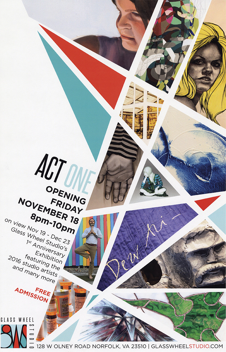 ACT ONE Poster Art Show